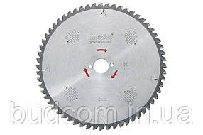Пильный диск Metabo по дереву 315x30x2.4, 84 зуба (628225000)