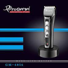 Машинка для стрижки Gemei GM 6056, moser для стрижки собак, moser ножи для манок парикмахерских, codos машинка