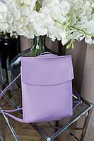 Рюкзак-трансформер лилового цвета UDLER, фото 1