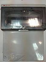 Щит наружный 12 модулей + счётчик IP65 ABB Luca, фото 1