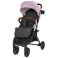 Коляска прогулочная с амортизацией CARRELLO Astra CRL-5505 Apricot Pink +дождевик S
