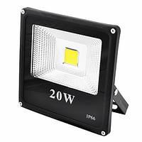 Прожектор SLIM YT-20W COB, 1800Lm, IP66 (влагозащита), Светильники и фонари светодиодные, Светільники і світлодіодні ліхтарі