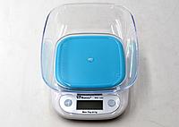 Кухонные весы с чашей Domotec MS-125, Весы кухонные, Ваги кухонні
