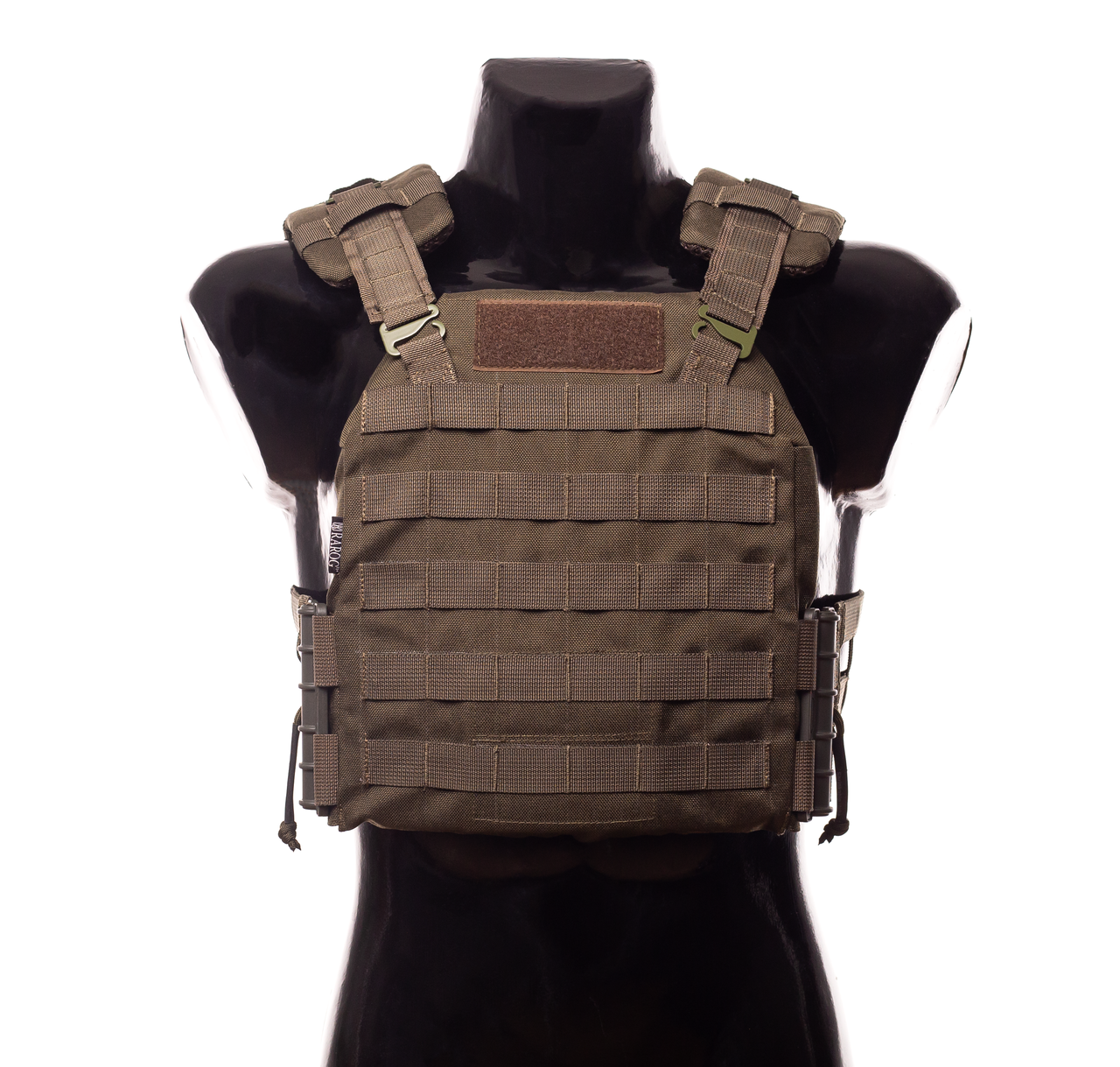 Бронежилет Plastoon Plate Carrier LtC, Ranger green