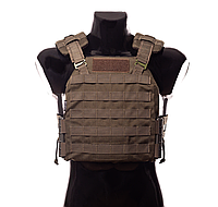 Бронежилет Plastoon Plate Carrier LtC, Ranger green, фото 1