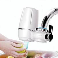 Фильтр-насадка на кран для проточной воды WATER PURIFIER, Фільтр-насадка на кран для проточної води WATER PURIFIER