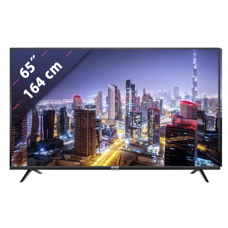 Телевизор TCL 65DP600 (65 дюймов / 4K / Smart TV / PPI 1200 / Wi-Fi / DVB-C/T/S/T2/S2)