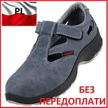Сандали с метал носком 302 Польша