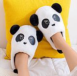 Тапочки мягкие Панды, фото 2