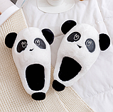 Тапочки мягкие Панды, фото 4