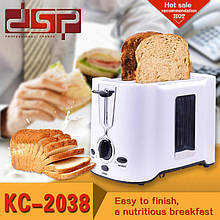 Тостер DSP КС2038, гренки, професиональный, кухонный