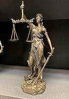 Статуэтка Фемида - богиня правосудия Veronese WS-650/ 1