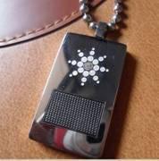 Прекрасный набор- кулон и магнитная карточка в подарочной коробке от студии LadyStyle.Biz, фото 1