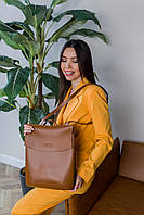 Рюкзак-трансформер коричневого цвета UDLER, фото 1