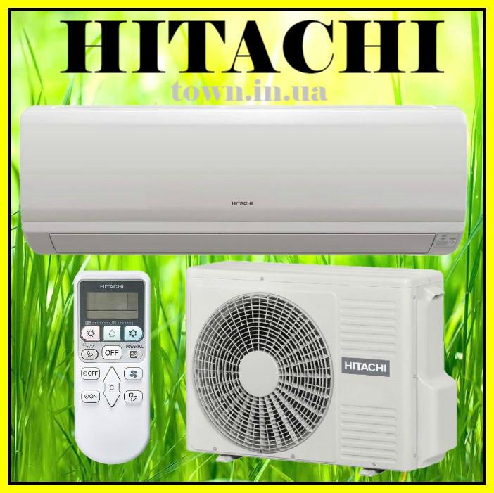 Кондиционер Hitachi RAK35PEC / RAC35WEC ENTRY INVERTER R410a