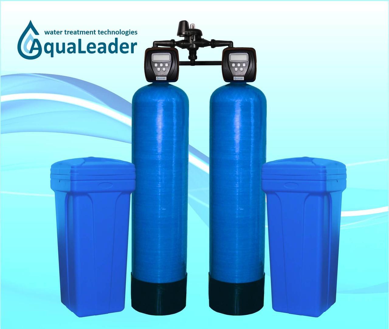 Фильтр для удаления солей жесткости из воды FS125 TWIN, Clack Corporation, USA