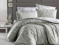Комплект постельного белья First Choice Ranforce Zena Yesil