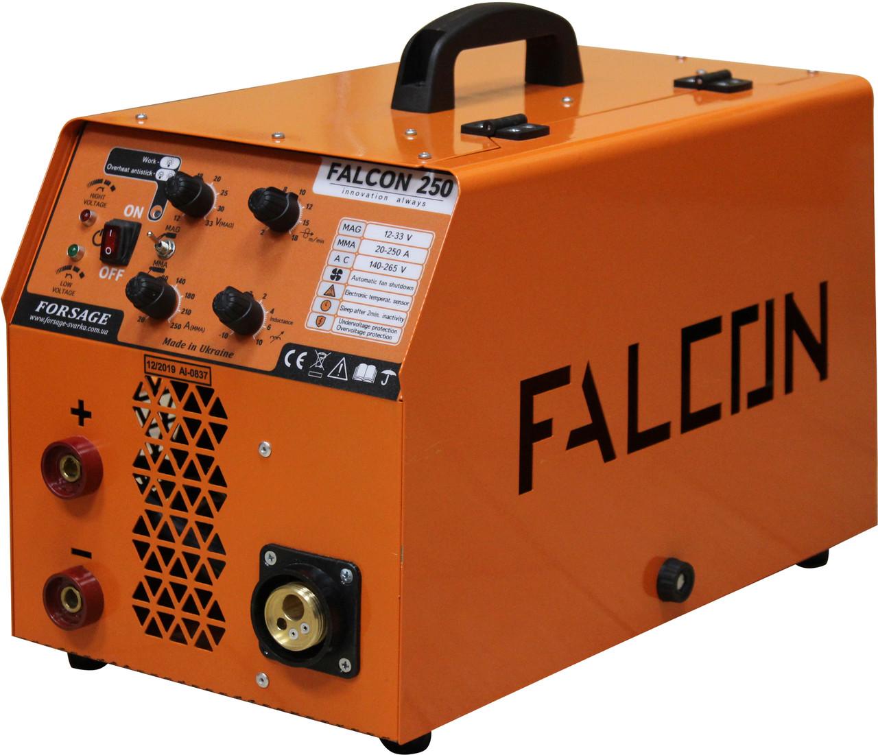 Сварочный полуавтомат Forsage Falcon-250A MIG/MMA