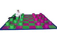 Набор игровой  Большие шашки, фото 1