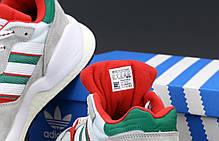 Мужские кроссовки Adidas EQT Multicolor. . ТОП Реплика ААА класса., фото 3