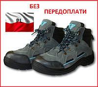 Ботинки рабочие с мет носокм Польша