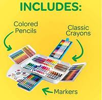 Crayola Ultra Smart Case Next Generation Чемодан художника 150 предм.
