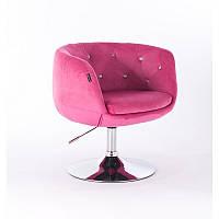 Перукарське, косметичне крісло HC333N з кристаликами, фото 1