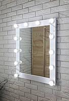 """Макияжное зеркало с подсветкой """"Мики"""" 60х78 см."""
