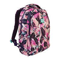 Рюкзак для девушки подростка Milan, Tropical