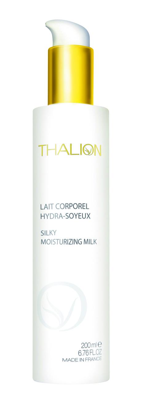Молочко для тела увлажняющее Шелковистое 200мл THALION Lait Corporel Hydra-Soyeux
