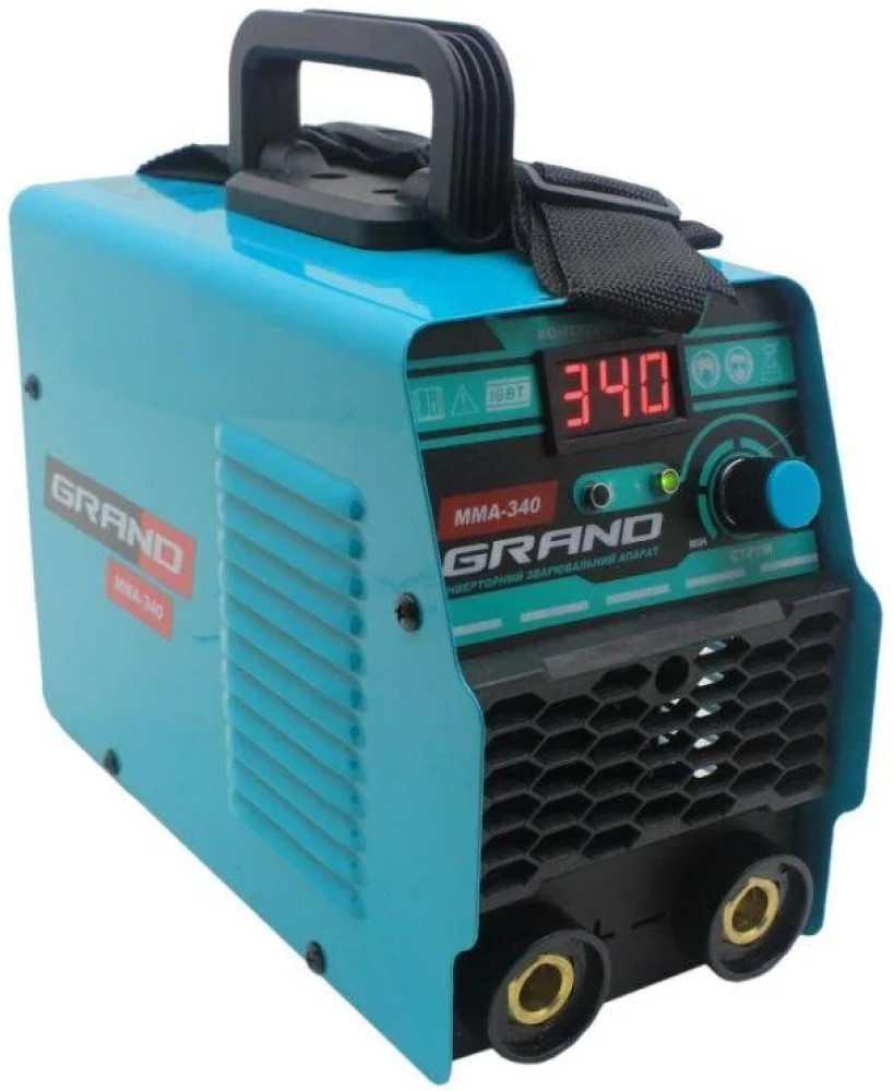 Сварка инверторная Grand ММА-340