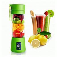 Портативный Фитнес-блендер Smart Juice Cup FruitsNG-02 для коктейлей и смузи