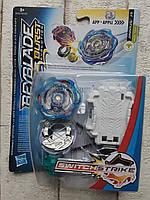 Игровой набор Hasbro Beyblade Волчок и пусковое устройство Jinnius J3 E1037 E0723