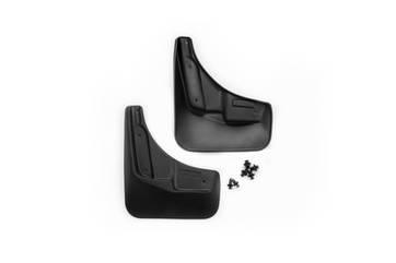 Брызговики передние для Renault Duster 2012- комплект 2шт NLF.41.29.F13
