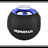 Портативная Bluetooth колонка Hopestar H46 ФМ, MP3, USB Синий, фото 2