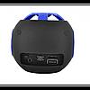 Портативная Bluetooth колонка Hopestar H46 ФМ, MP3, USB Синий, фото 4