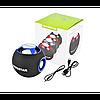 Портативная Bluetooth колонка Hopestar H46 ФМ, MP3, USB Синий, фото 5