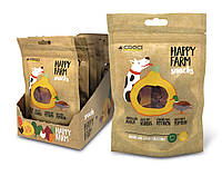 Лакомство для собак Croci HAPPY FARM. Тыква с уткой 80 гр