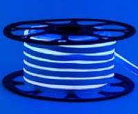 Неон cветодиодный 12V 120Led/m 2835 6х12см СИНИЙ (neon flex mini), фото 1