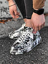 Мужские кроссовки в модной расцветке, 3 модели, фото 4