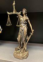Статуэтка Veronese Фемида. Богиня Правосудия WS-650/ 1
