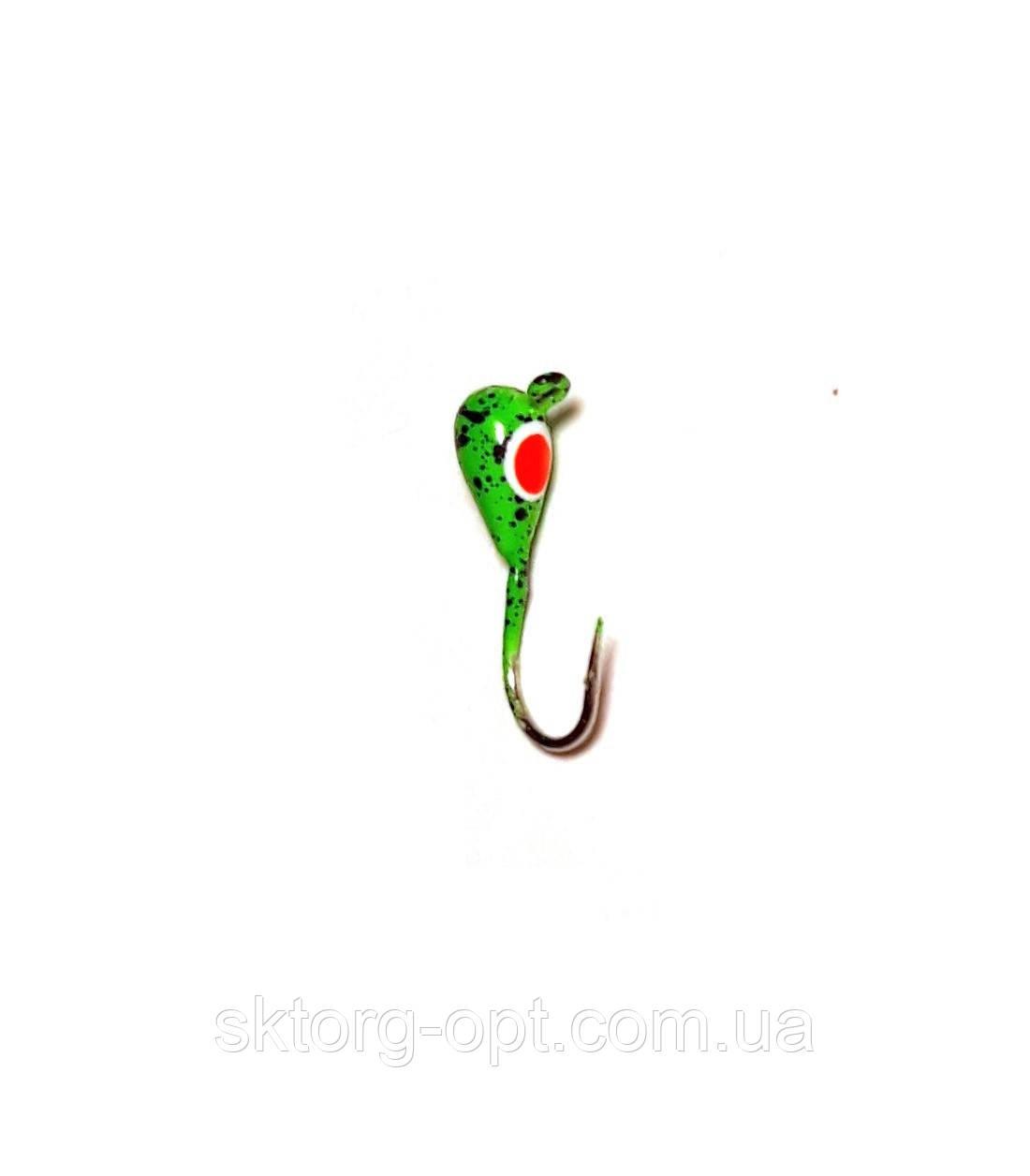 Мормышка вольфрам Капля с ушком 0.47г. 1130-49