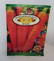 Насіння моркви Корал 20 р. ROLTICO (Польща)