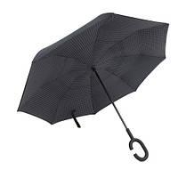 Зонт обратного сложения, 110см, 8 спиц, MH-2713-2