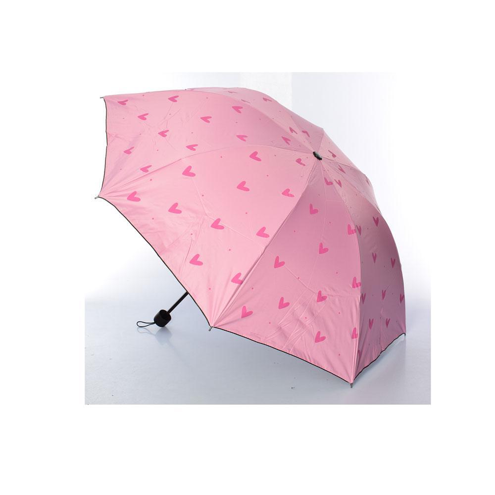 Зонтик механический, трость, 6 цветов, складной, MK4121