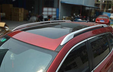 Рейлинги Nissan X-TRAIL 2014-