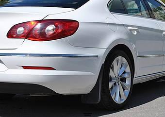 Брызговики задние для Volkswagen Passat CC 2008-2011 комплект 2шт 3C8075101