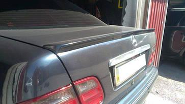 Спойлер крышки багажника LIP Mercedes-Benz E210 (1995-2002)