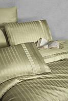 Комплект постельного белья First Choice Deluxe Satin New Trend Z.Yesili Полуторный