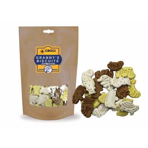 Печенье для собак GRANNY'S BISCUITS, Зоологическое, 350г